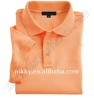 2011 trendy cotton men's pique golf polo shirts
