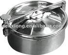 sanitary common pressure manhole cover