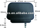 3.5mm headphone audio jack pay tellphone mobile phone card reader for iphone,ipod,ipad,andriod