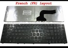 New Laptop keyboard for A.s.u.s G73 K52 (G60) Black FRAME Black FR French Version - V111462AK1 FR
