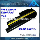 For Lenovo T40 compatible laptop battery