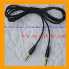 New 3FT 3.5 mm Male To 3.5mm Male Audio Extension Cable
