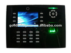 Fingerprint Time Attendance and Access Control with Intergrated CCTV Camera