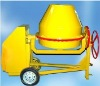 Concrete Mixer with diesel engines