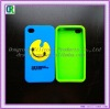 hot 2012 cute cassette tape silicone case for iphone 3g