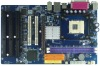 IIT IMI845GV-3ISA Motherboard with three ISA slots and 2 PCI slots, support socket 478 CPU , 2 * DDR DIMM, onboard VGA ,LAN