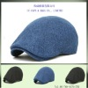 2012 fashion blue newsboy beret cabbie golf flat cap hat ccap-0310