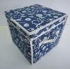 non woven pretty storage box WL05143