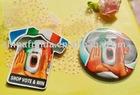 Soft PVC Refrigerator Magnet