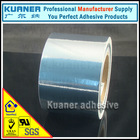 Self adhesive metallized polypropylene film for printing