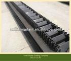 Corrugated Rubber Conveyor Belt 650mm/800mm