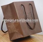 brown besboke kraft paper bag