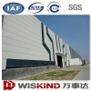 Light steel structure factory with EPS sandwich panel
