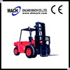 5 Tons Diesel Forklift With Japan ISUZU Engine