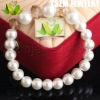 wholesale women's accessories pearl bracelet with crystal