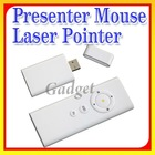 New Wireless USB Presenter Laser Pointer
