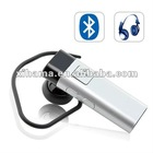 2012 New Smallest Bluetooth Wireless Stereo Headset (Left + Right Ear Use)
