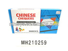CHILDREN CHINESE CHECKERS GAME CAN FOLD