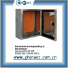 TSL Stainless metal cabinets (panel board)