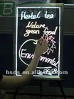 Ultra-thin LED Message Writing Board new 2012