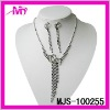 jewelry wholesale fashion imitation jewelry necklace and earrings set
