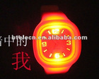 led bracelet watch