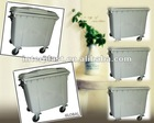 Medical Waste Management Bin Plastic Waste Bin Plastic Garbage Can