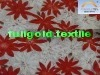 knitted fabric burn out ( nylon/cotton fabric, burn out , lady's material)