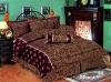 Yarn-dyed Jacquard Comforter Set