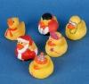 PVC vinyl christmas duck---JST2033