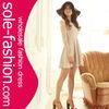 Fashionable long sleeves autumn fashion skirt