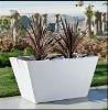 fiberglass garden planter