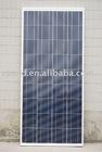 120W Polycrystalline solar panel