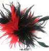 hair feather clip