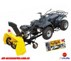 ATV Snow Blower/Quad Bike Snow Blower/ATV Accessois