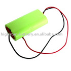 4.8v SC ni cd rechargeable battery pack