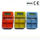 24hours countdown reminder pill box timer