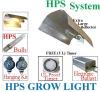 250 Watt Grow Light System WING REFLECTOR HOOD Electronic Ballast Kit