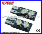 T10 4W osram auto led lamp signal light hid flicker