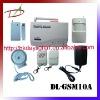 Remote home alarm system