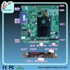 Intel NM10 single chip ,,Intel ATOM D525 Die 1.8GHz mini itx board
