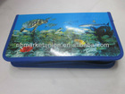 40 Pages Sea Series Printing CD Bag 28.5 X 16 X 4.5 cm & Welcome customised & Direct Sale From Factory