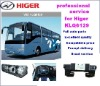 Kinglong,Yutong,Higer bus parts