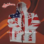 custom 2012 sublimation printing hoodies