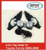 auto fog lamp for Toyota Camry