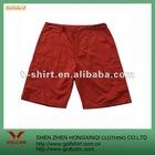 2012 100% cotton men's cargo shorts