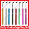 Universal Screen Touch Stylus Pen with dust proof plug for Touch Screen Smartphone Tablet