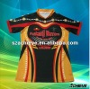 sublimation rugby jersey with own design