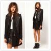 Limited Edition Biker Coat,coats for woman