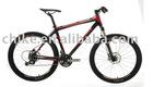 Carbon Fiber Mountain Bike with SHIMANO XTR-970